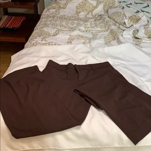 Brown pants from Nine West Jeans.